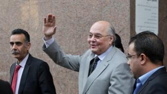 رئيس حزب الغد في مصر موسى مصطفى موسى
