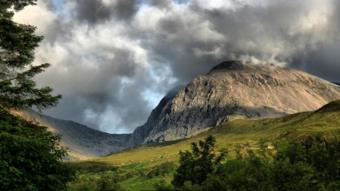 قمة جبل بن نيفيس
