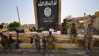 تنظيم الدولة الإسلامية في الموصل
