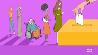 المرأة العربية وحقها في التصويت