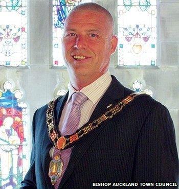Councillor Colin Race