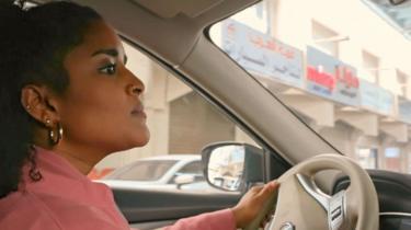 سمح للنساء في السعودية بقيادة السيارات