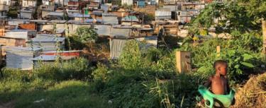 Foreman Road shack settlement