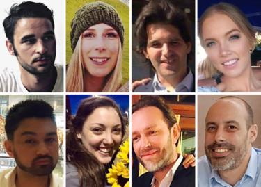 London Bridge terrorist attack victims