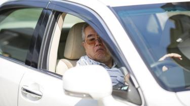 Idoso ao volante