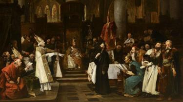 Juicio de Jan Hus