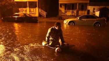 Badai Florence.