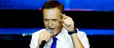 Alexei Navalny, 23 Apr 19
