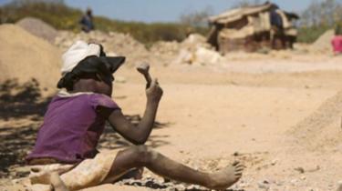 Le travail des enfants est un fléau en Afrique