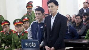 Nhà hoạt động Nguyễn Đức Bình hiện đang bị giam tại Trại An Điềm, Quảng Nam, cùng với Nguyễn Văn Hóa