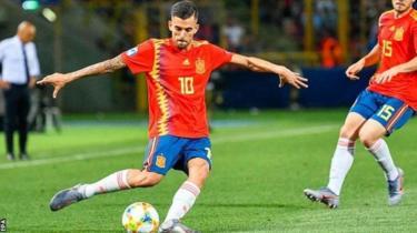 Muhispania Dani Ceballos, ambaye ni kiungo wa kati anayecheza kwa mkopo kutoka Real Madrid