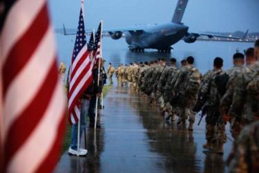 نیروهای آمریکایی