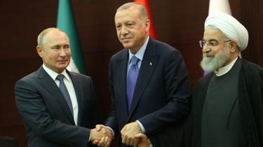 ایران و روسیه از ترکیه خواستهاند تا به پیمان آدانا پایبند باشد.