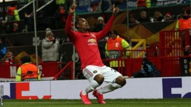 Shanghai Shenhua inatarajia kuwa mshambuliaji wake Odion Ighalo, 30, atarejea klabu hiyo kutoka Manchester United
