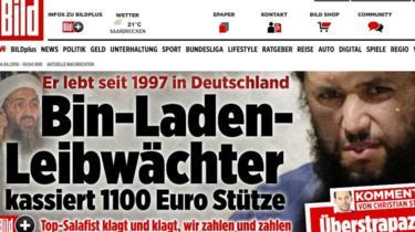 'Bin Ladin'in koruması 1997'den bu yana Almanya'da sosyal yardımla yaşıyor'