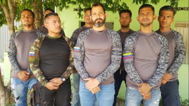 Người đào thoát Venezuela tự vũ trang để 'giải phóng' đất nước
