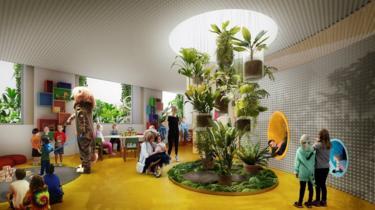Second Home nursery plans