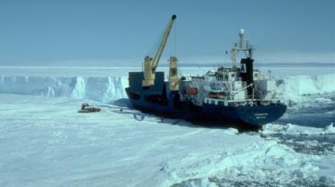 Ice sheet Antarctica