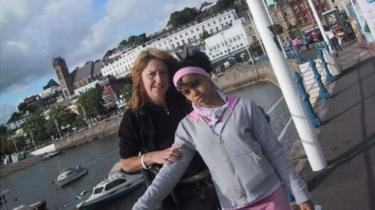 Lorraine and Shareen