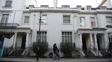 Дом Гаджиевых в Найтсбридже был куплен в 2009 году за 11,5 млн фунтов