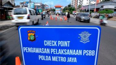 PSBB Jakarta, virus corona, Anies baswedan