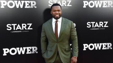 50 Cent à la première de Power
