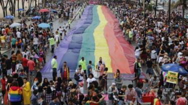 Parada LGBT no Rio