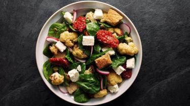 Pote de salada