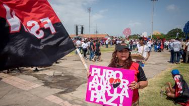 Edy Luz Tellería Lanuza, Nicaragua