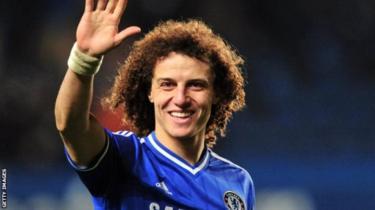 Arsenal wako tayari kumchukua mchezaji wa nafasi ya ulinzi David Luiz