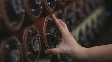 Dials on the Bombe