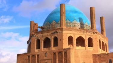 ضريح ألجيتو في مدينة السلطانية