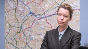Anna Maxwell Martin in Line of Duty