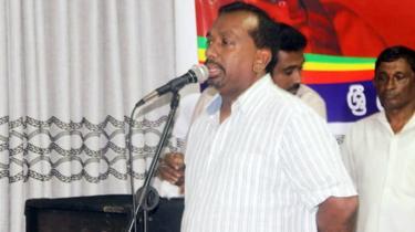 மின்சக்தி இராஜாங்க அமைச்சர் மஹிந்தானந்த அளுத்கமகே