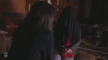 بي بي سي تلتقي إحدى النساء في بغداد