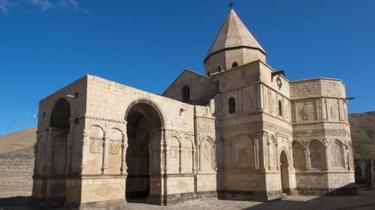 مجموعة الأديرة الرهبانية الأرمنية في منطقة أذربيجان الإيرانية