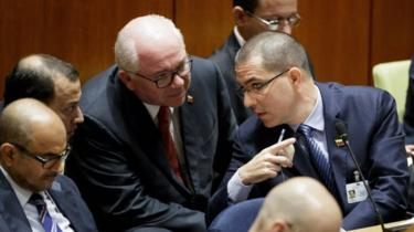 Delegación de Venezuela en Naciones Unidas