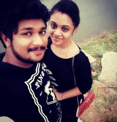 பிரனாய் மற்றும் அம்ருதா