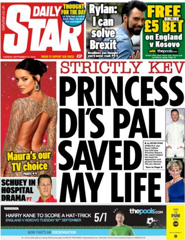 Daily Star Tuesday 10 September 2019