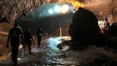 Rescate en Tailandia: todos los niños y el entrenador ya están a salvo fuera de la cueva