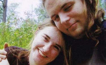 File image of Joshua Boyle and Caitlan Coleman
