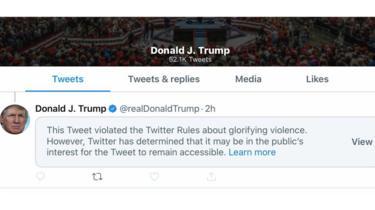Twitter screengrab