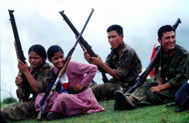 माओवादी सशस्त्र द्वन्द्व