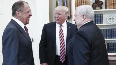 Donald Trump Donald Trump Sergei Kislyak