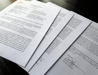William Barr letter 24 March