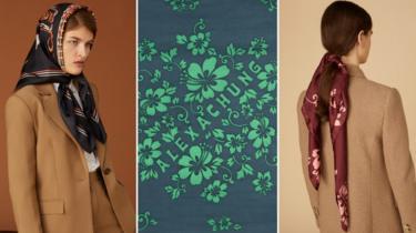 Alexa Chung designs