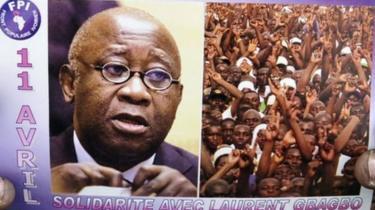 Malgré sa détention à la CPI, Laurent Gbagbo est élu président de son parti.