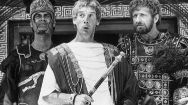 Monty Python Waa suuragal inuu run sheegayay