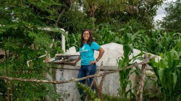 Dispositivo já foi acoplado a cisternas na região do semi-árido do nordeste brasileiro e já garante acesso a água limpa para 265 pessoas