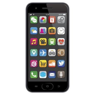 Imagem mostra ícones de aplicativos em tela de celular